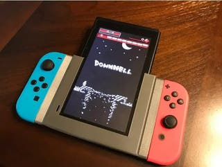 Flipgrip vertical Nintendo Switch impreso 3D