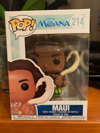 Funko Pop! #214 Maui. Vaiana. Disney
