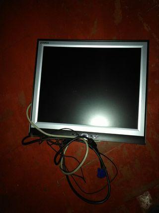 "vendo tv monitor ordenador 17"""
