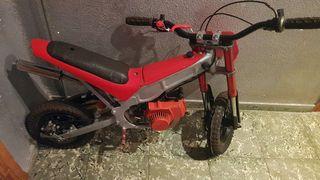 mini moto trial