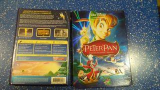 Peter Pan Edición Platino 2 discos.