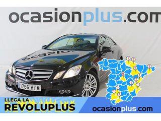 Mercedes-Benz Clase E E 200 CGI Blue Efficiency Elegance Coupé 135 kW (184 CV)