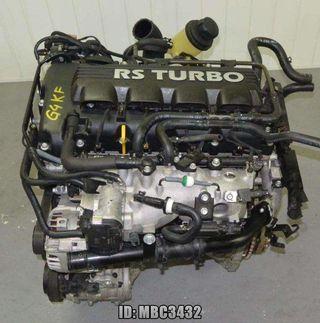 MBC3432 Motor G4kf Hyundai Genesis Coupe 2.0 Turbo