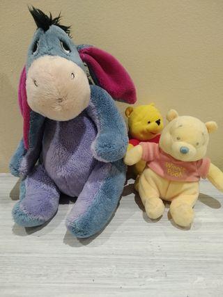 Peluches Winnie de Pooh
