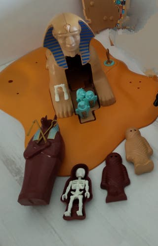 Playmobil history roma Egipto 4242 6484 4243 4240