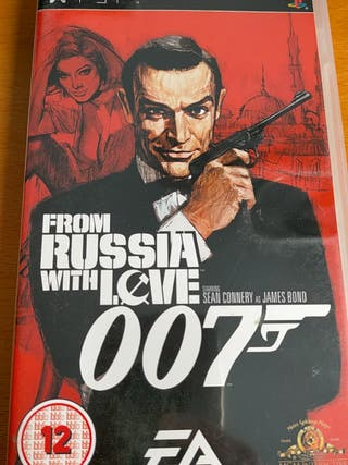 psp 007 from Russia with love