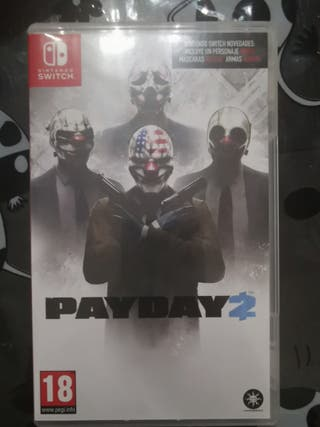 Juego Nintendo Switch Payday 2