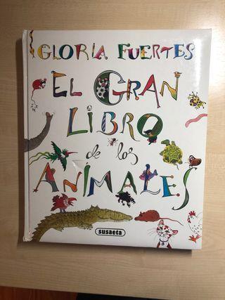 El gran libro de los animales - Gloria Fuertes