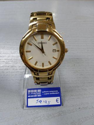 Reloj Seiko para mujer