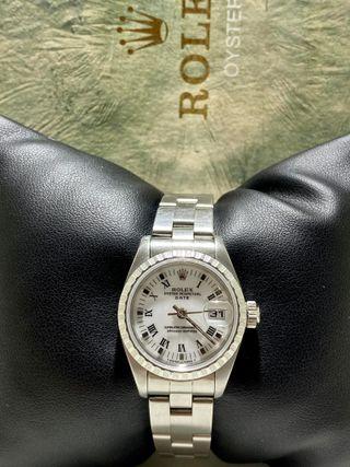 Rolex Oyster Perpetual Date 69240