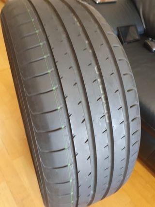 neumáticos coche 245/50 r19 105w, 4 unidad (bmwx3)