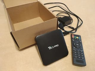 Android TV Box - TX3 Pro