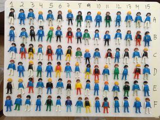 11 figuras por 10€!!! playmobil básicos
