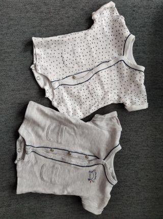 Pijamas verano bebe