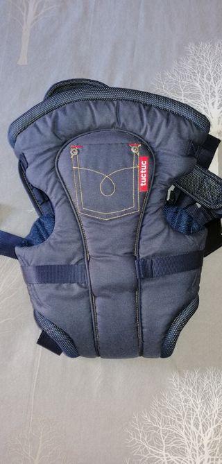 mochila porta bebé Tuc Tuc