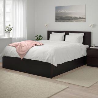 Cama canapé 140 x 200 (Ikea MALM)