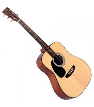 Sigma DM-1STL guitarra acústica zurda zurdos