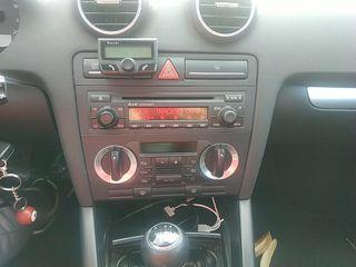 Mueble Din 1 Audi A3 Aux y Parrot