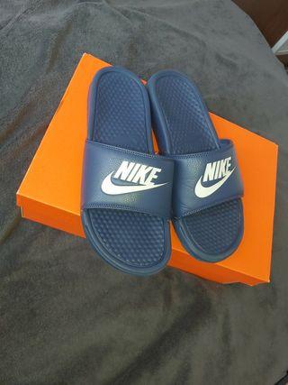 Nike Benassi JDI - chanclas de hombre.