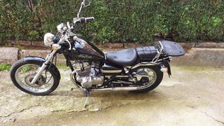 Honda Rebel 250 año 1998
