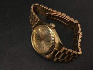 e519398-2 Reloj De Oro Longines Automatic