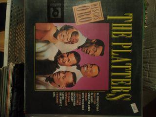 4 Lp vinilos Rock años 60.
