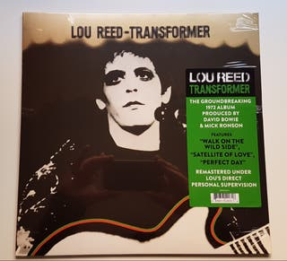 Lou Reed- Transformer
