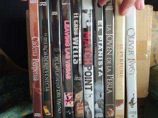 Pack 33 películas nuevas DVD