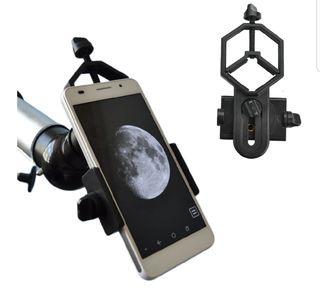 URGE - Adaptador para móvil. Telescopio/prismático