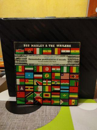 Single. Bob Marley.