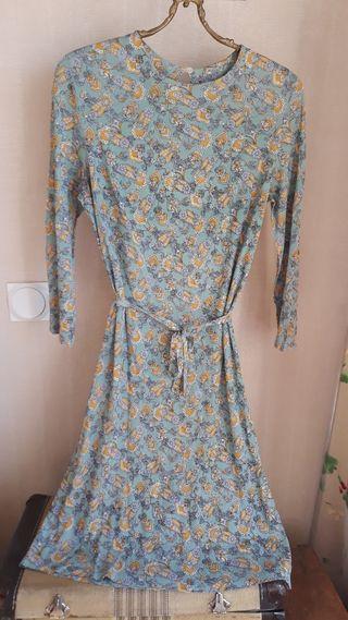 Vestido vintage años 60