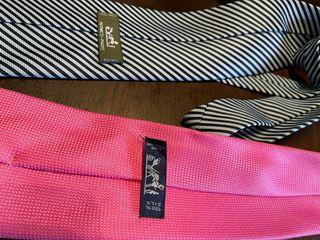 corbatas Hermes París