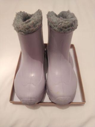 Botas de nieve mujer