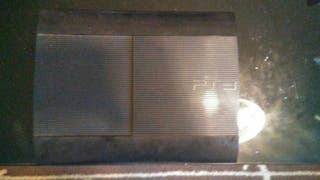 PS3 super Slim 500GB con fallo de wifi y bluetooth
