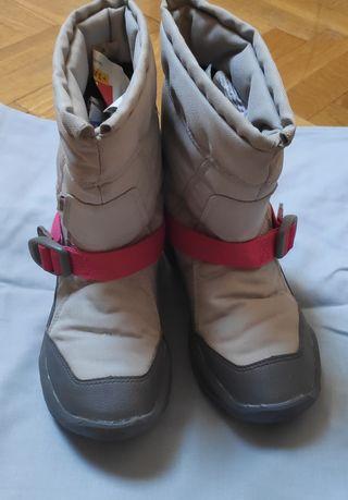 botas de nieve niña quechua decatlon nuevas
