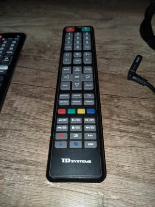 mando TV tdsistem