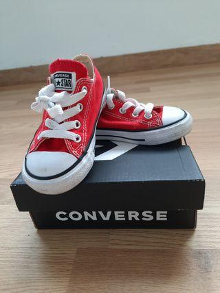 Converse All Start talla 22