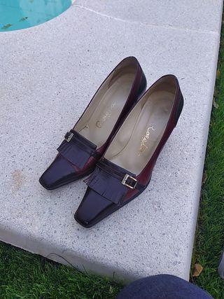 Zapatos de tacón en piel Nº 37