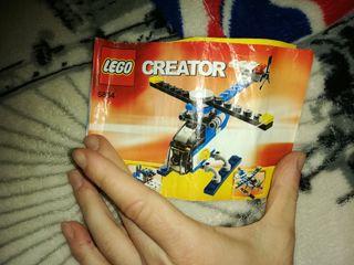 CATÁLOGO LEGO CREATOR 5834
