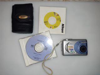 Cámara Nikon E2000 Gris