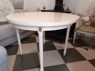 URGE mesa redonda 1m regalo ropa de camilla