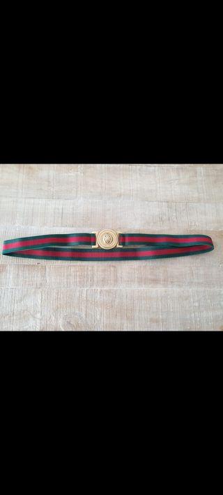 cinturon Gucci elástico ORIGINAL