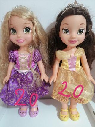 muñeca disney Rapunzel Bella