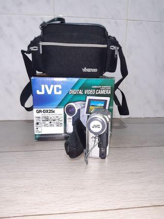 Videocámara JVC GR-DX25E