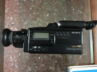 Camara sony handycam CCD V900E