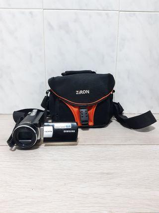 Videocámara Samsung SMX-K40BP/EDC