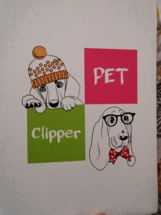 new pet clippers