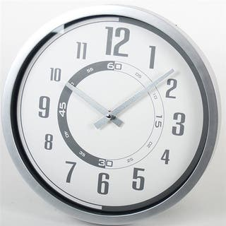 Reloj de pared 30 cm estrenar