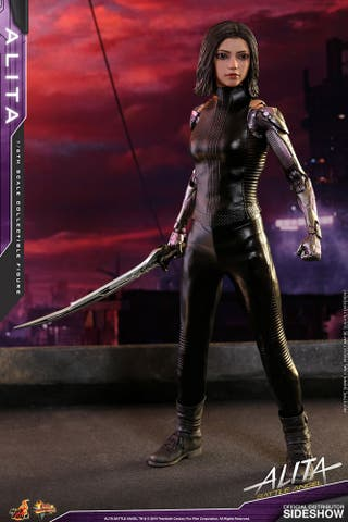 Alita battle angel Hot Toys figura 1/6