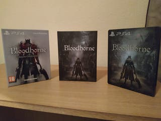 bloodborne/persona 5/Uncharted 4/The Evil Within 2